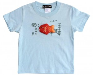 きんぎょTシャツ/前