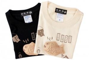 たいやきTシャツ/カラー