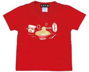 ラーメンTシャツ/前