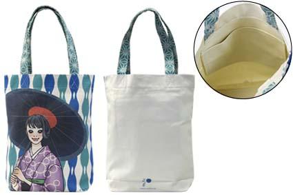 ざぶん賞×コジマナオコ-smallbag