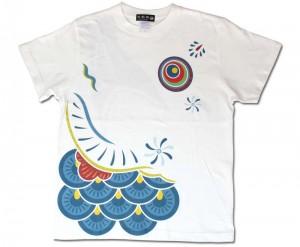 こいのぼりTシャツ/ホワイト