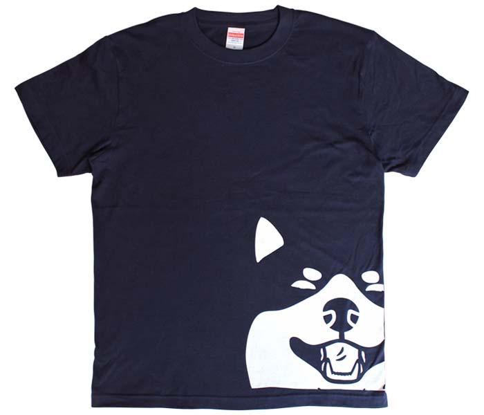 デカ顔Tシャツ